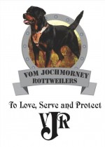 VOM JOCHMORNEY (Rottweiler)